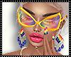 Glasses color summer