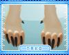 T. Accelia Anyskin Feet