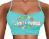 Flower Power Crop Top