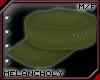 Military Cap: Green M/F
