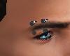 Piercing doble