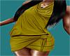 ~Boss~Casual Dress/gold