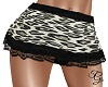 RLS Leopard Devine Skirt