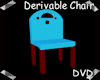 Derivable Chair