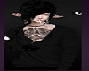 Dark Tattoo Elf Fantasy