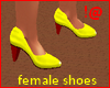 !@ Female shoes