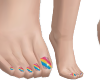 LV-Small Ft Pride Nails