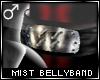 !T Mist bellyband [M]