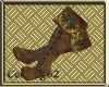 Steampunk fantasy Boots