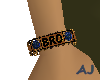 (A) BRO Leather Bracelet