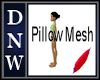 Lace Pillow Mesh