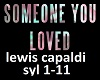 Capaldi-someone you love