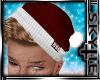Santa Hat ✂ mix blonde