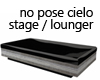 NO POSE Cielo Lounger