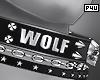 -P- Wolf Collar M