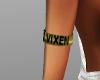 DJ VIXEN ARM BAND