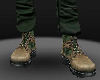 [LM]green camo boots