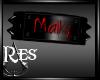 Malky Right Armband-F