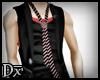 !D! Emo Vest and Tie