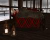 Christmas Cuddle Bench