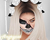 Skeleton Head Halloween