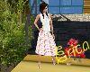 Long Spring Skirt