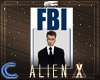 [*]AlienX ID Badge (M)