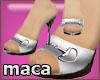 [MACA] Sandals White