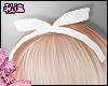 ダ. lace bow white