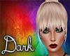 Dark Blond Bangs