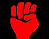 ETD Power Fist Poster