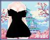 桜 Skirt Black RL ♡