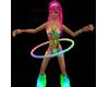 (t)rainbow hula hoop