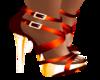 scarlet ribbons heel