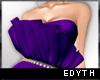 E | Purple Blossom