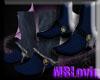 Blue Cowboy Boots