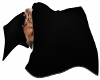 Black Cuddle Blanket