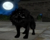 Wolf Black Howling V2