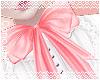 Pink Lolita Bow