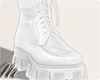 ☾ Chunky boots w