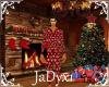 Christmas Onesie - red M