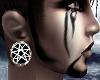 Goth Ear Plugs