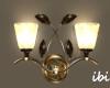 ibi Back St Wall Lamp