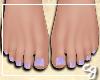 cg. Lavender Pedicure