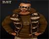 (ROY) Brown Hoody