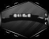 BMK:BlackMetal Sofa