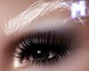Eyebrows white