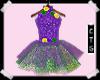 CHILDS  MARDI GRAS DRESS