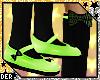 ⍣ Alien Shoes