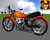 Fire Bird Motorbike
